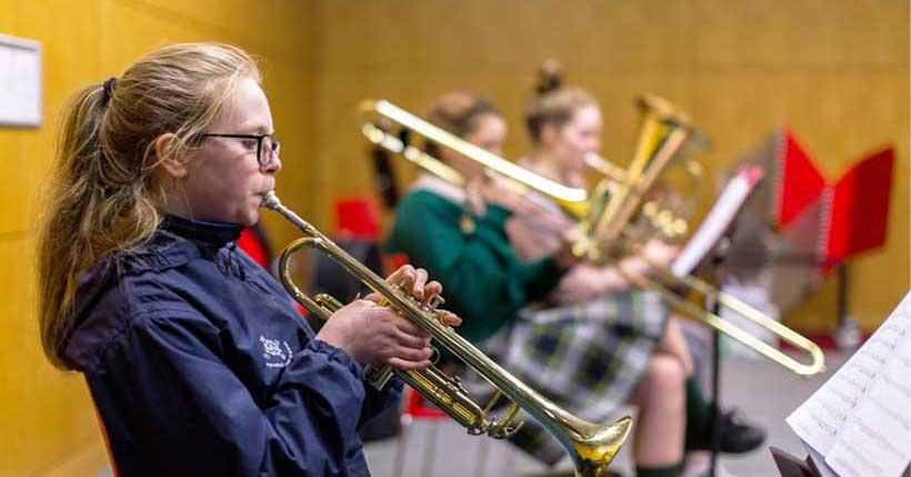brass lessons dublin
