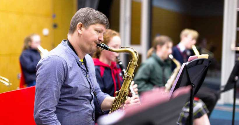 wind band lessons join wind band dublin kilternan