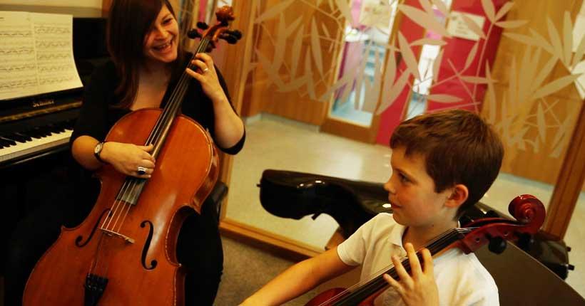 cellos lessons dublin