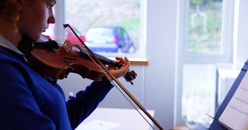 violin lessons string instrument music classes dublin